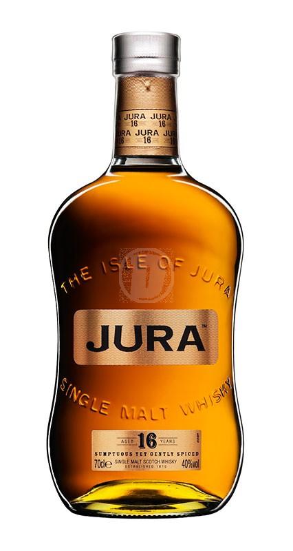 Isle of Jura 16 år