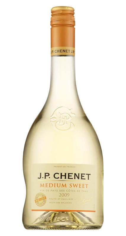 J.P. Chenet Blanc Medium Sweet
