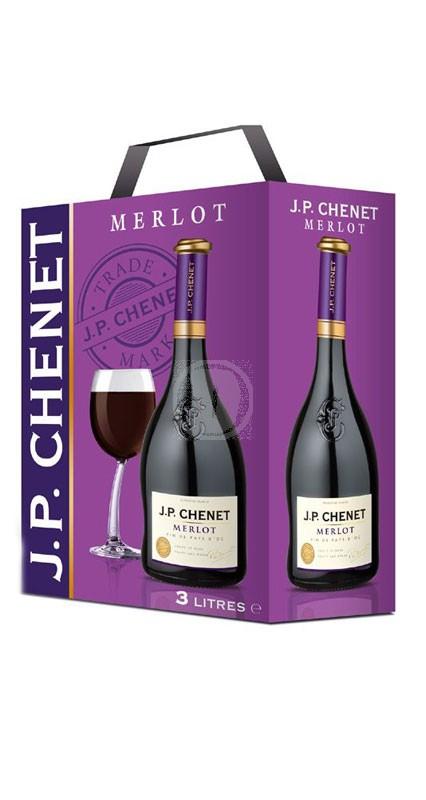J.P. Chenet Merlot 3 liter