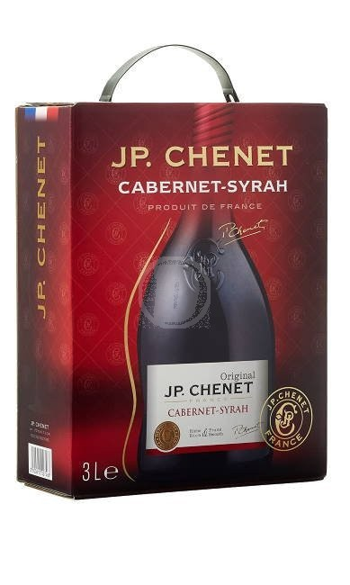 J.P. Chenet Cabernet Syrah 3 liter