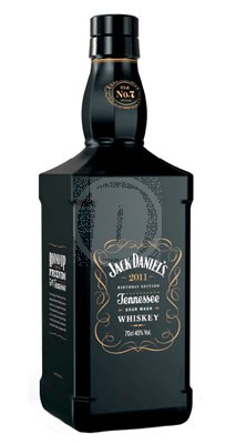 Jack Daniel's Birthday Edition flaska
