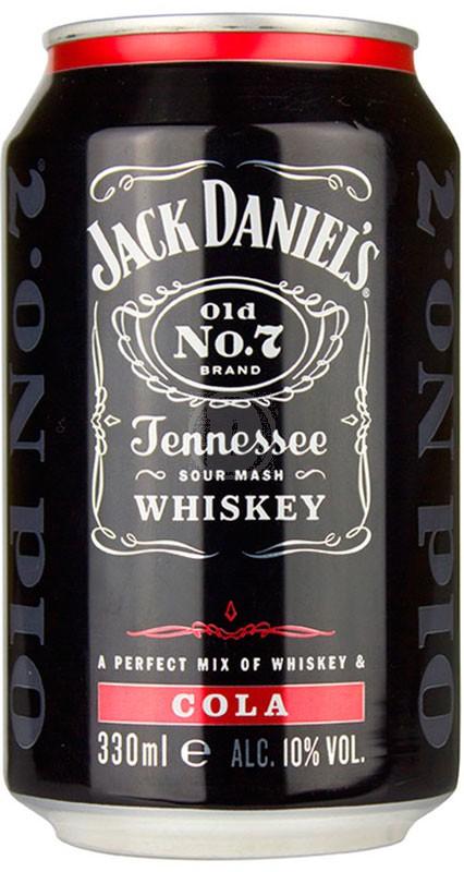 Jack Daniel´s + Cola