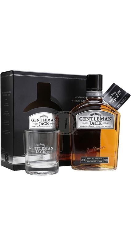 Jack Daniel´s Gentleman Jack Giftset