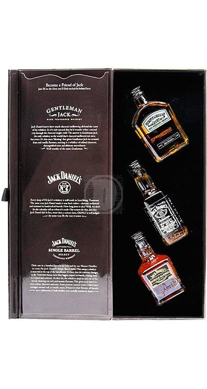 Jack Daniels Miniaturen