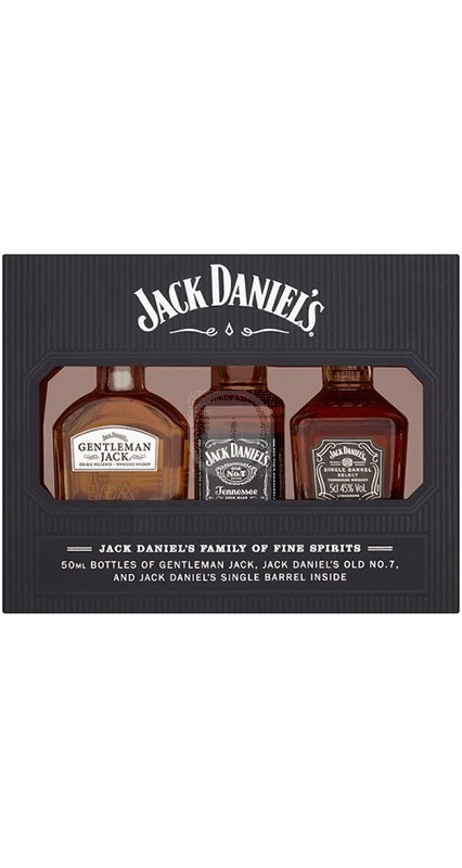 Jack Daniel's Mini Set