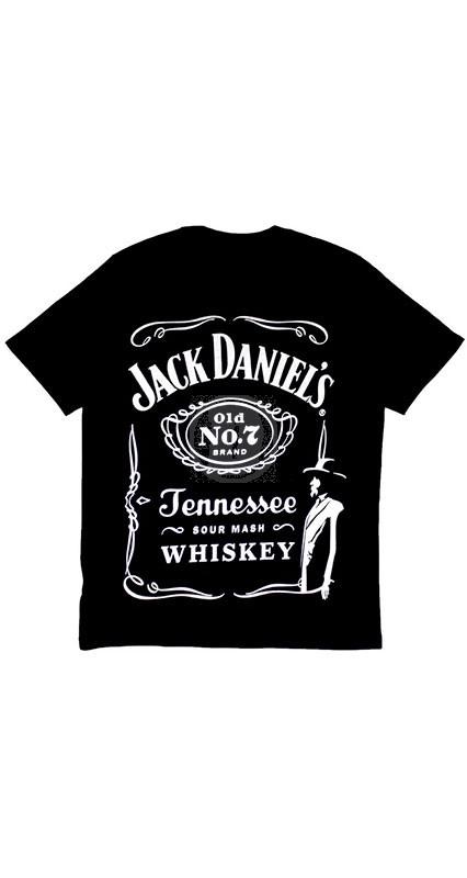Jack Daniel´s T Shirt Storlek L