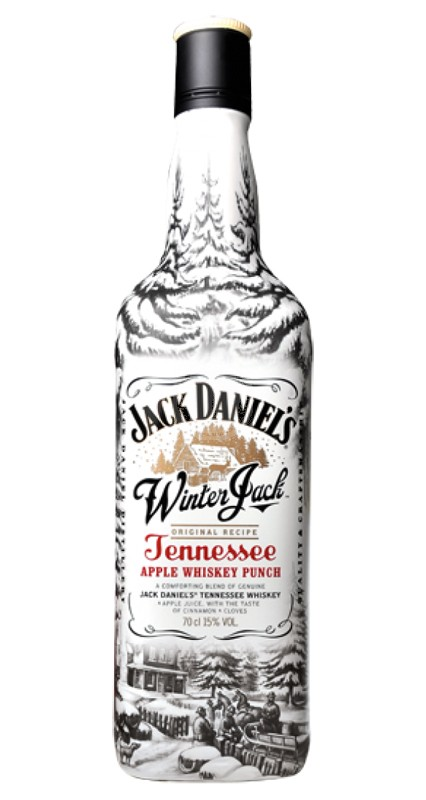 Jack Daniels Winter Jack Punch