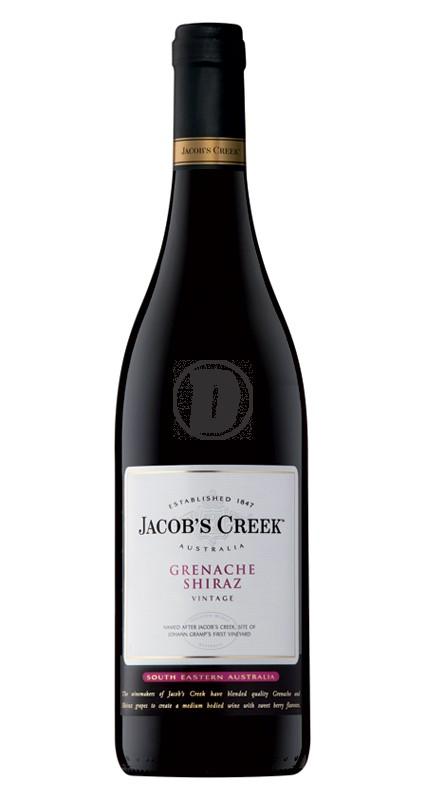 Jacobs Creek Grenache Shiraz