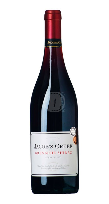 Jacobs Creek Grenache Shiraz