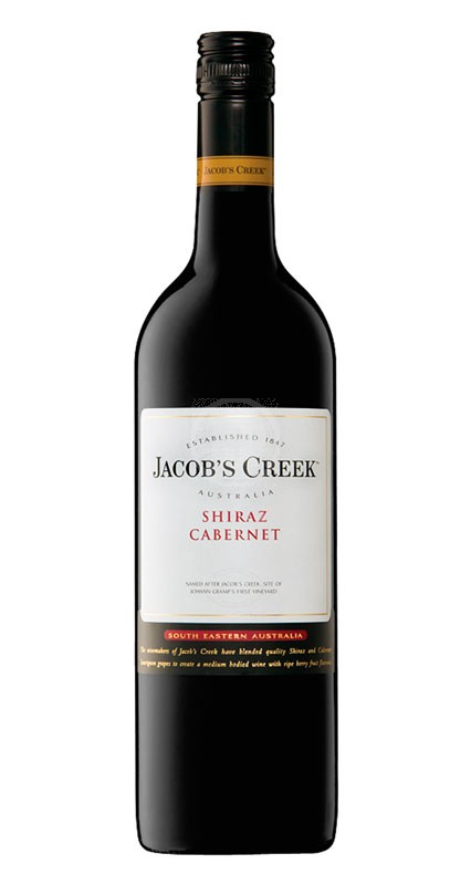 Jacobs Creek Shiraz Cabernet Sauvignon