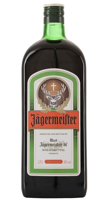 Jägermeister 1.75 liter