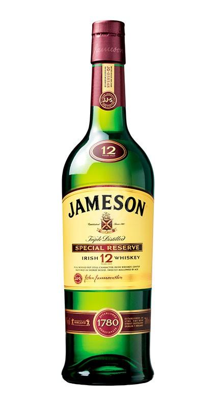John Jameson 1780, 12 år
