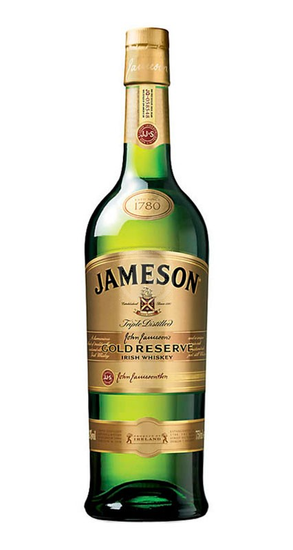 Jameson Gold Whisky