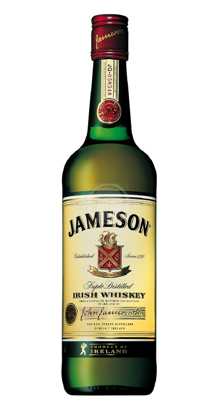 Jameson Irish Whisky 4,5 liter