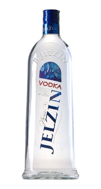 Boris Jelzin Vodka 1.5 liter