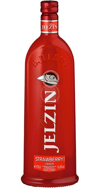Boris Jelzin Vodka Strawberry