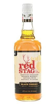 Jim Beam Red Stag whisky
