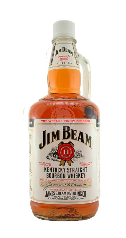 Jim Beam Sour Mash 1.75 liter