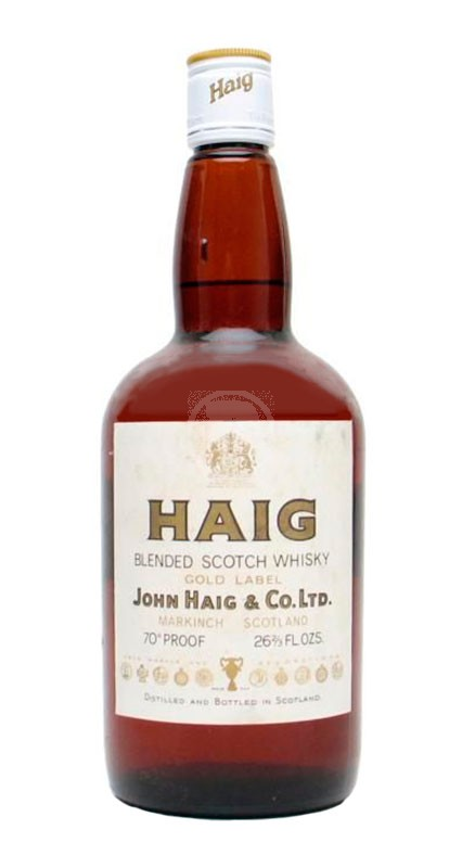 John Haig Gold Label