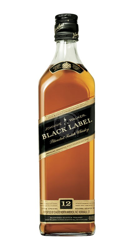 Johnnie Walker Black Label 1 liter