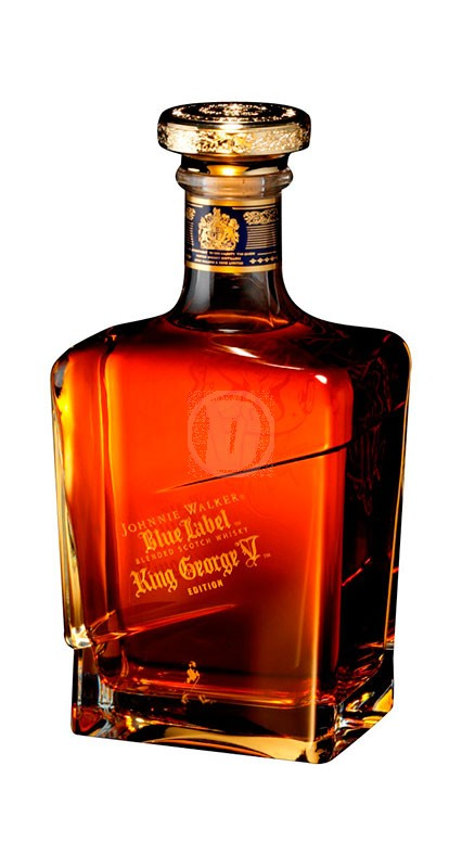 Johnnie Walker Blue King George