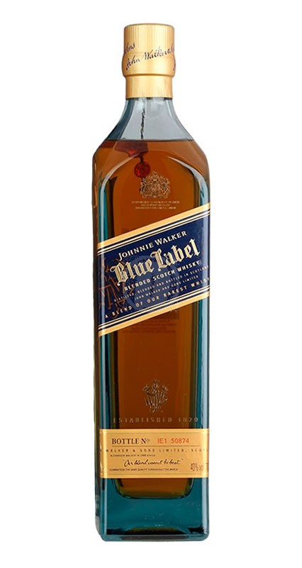 Johnnie Walker Blue Label 700 ml