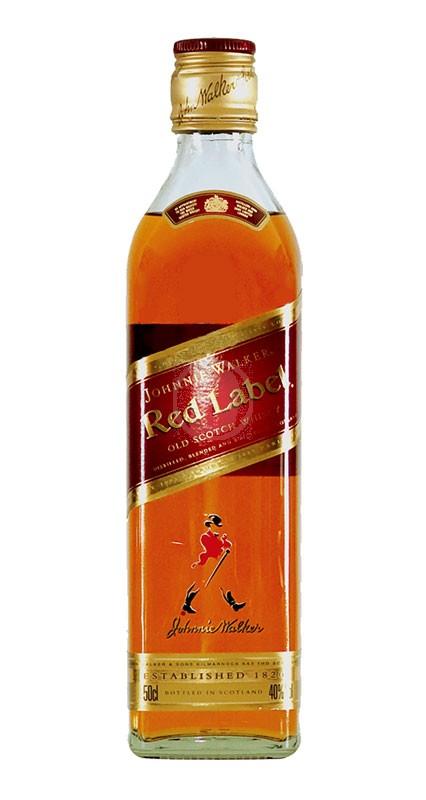Johnnie Walker Red 500 ml