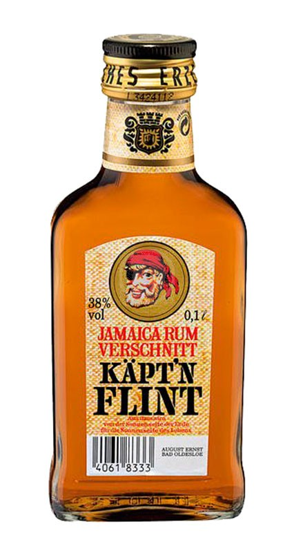 Käpt'n Flint Rum