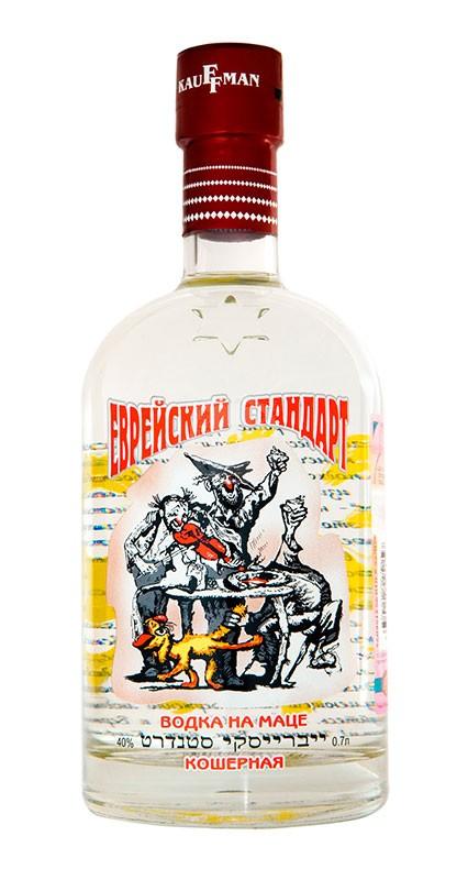 Kauffman Vodka Evreskiy Standart