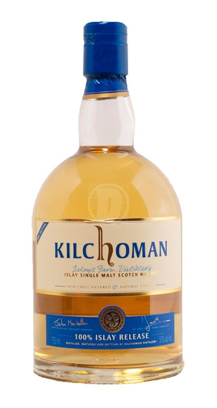 Kilchoman 100 Islay 2nd Edition
