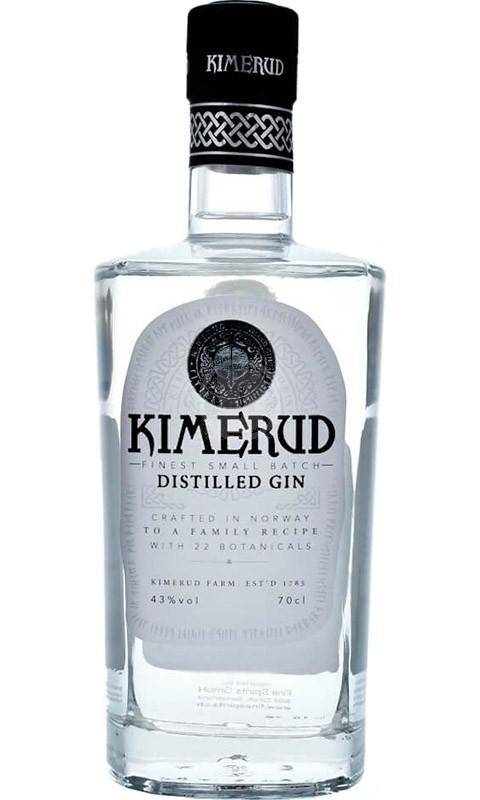 Kimerud Norway Craft Distilled Gin