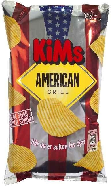 Kims Chips American Grill