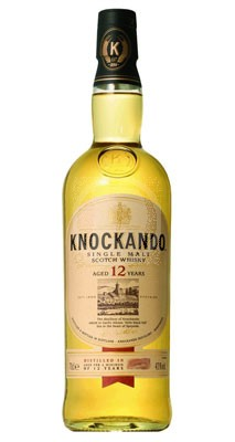 Knockando 12 årog whiskey
