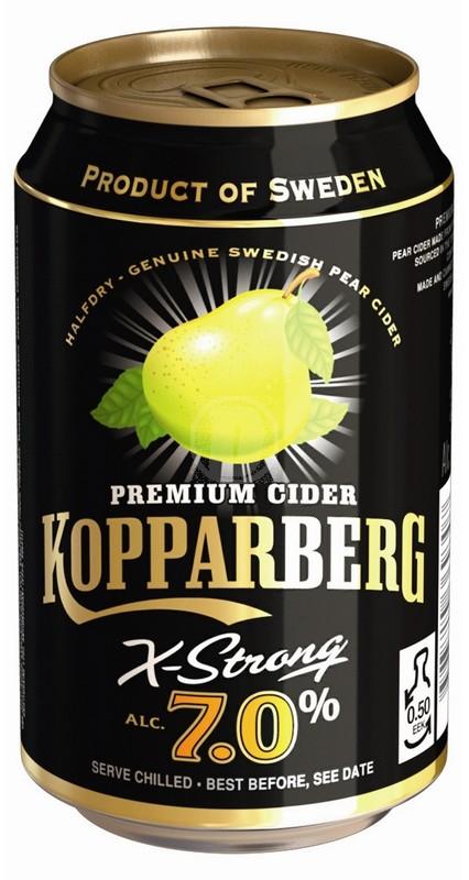 Kopparberg Päroncider Strong