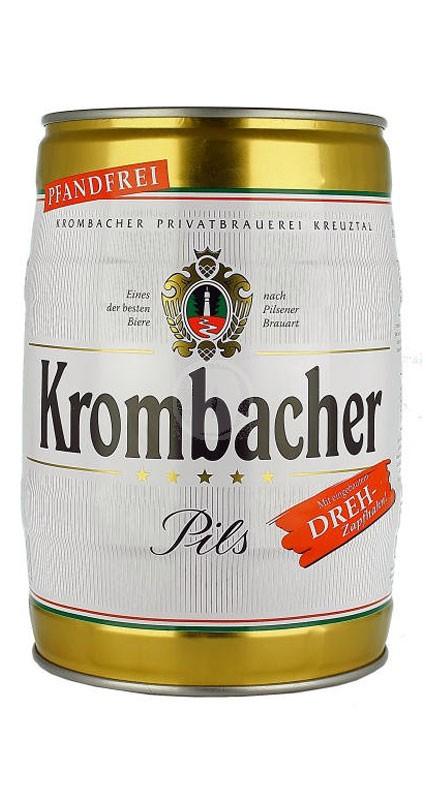 Krombacher Pils 5 liter