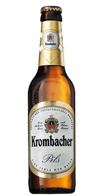Krombacher Pils flaska 33 cl