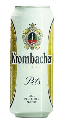 Krombacher Pils 50 cl