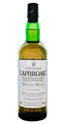 Laphroaig Tripple Wood