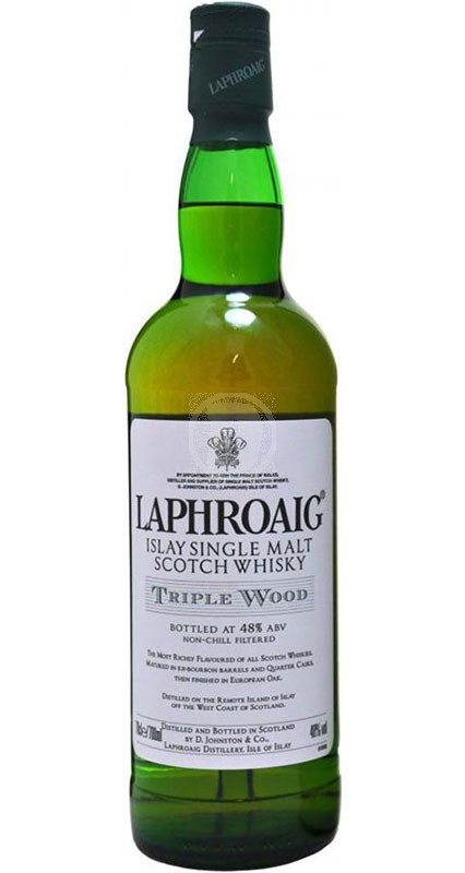 Laphroaig Triple Wood 48% 0,7 ltr