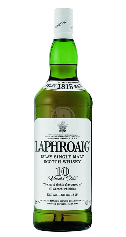 Laphroaig Single Malt 10 år