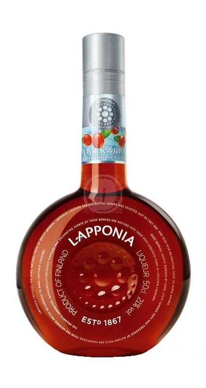 Lapponia Polar Cranberry