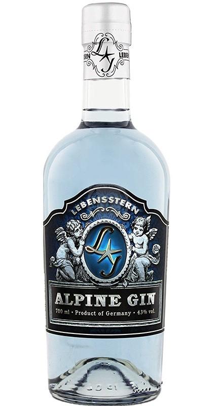 Lebensstern Alpine Gin