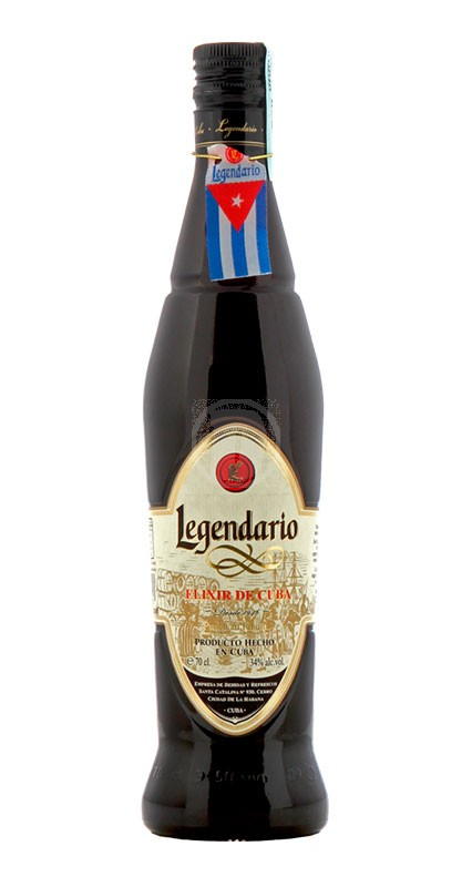 Legendario Elixir De Cuba C