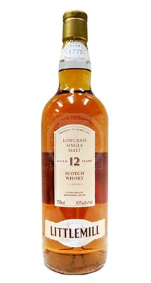 Littlemill Lowland Single Malt