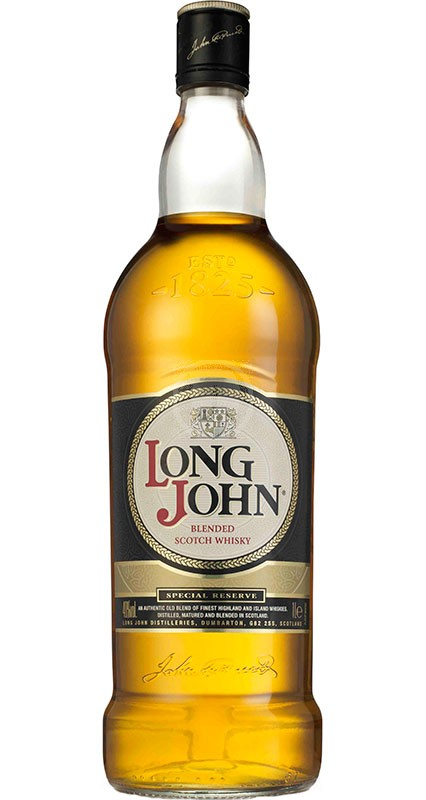 Long John Blended Scotch Whisky