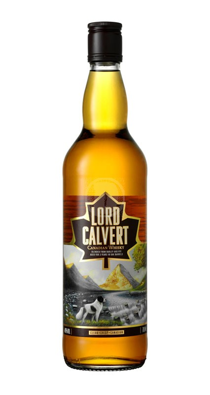 Lord Calvert Blended whisky