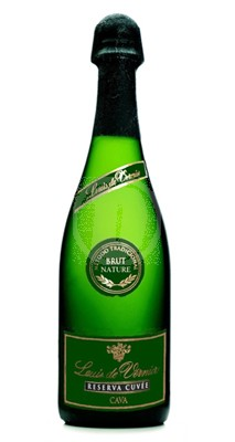 Louis vernier nature cava 75 cl 11,5%
