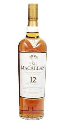 Macallan 12 år fine oak
