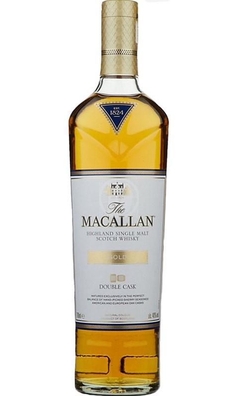 Macallan 12Y Double Cask Gold