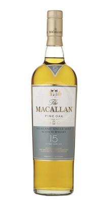 Macallan 15 år Fine Oak